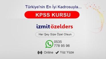 Kocaeli KPSS Kursu